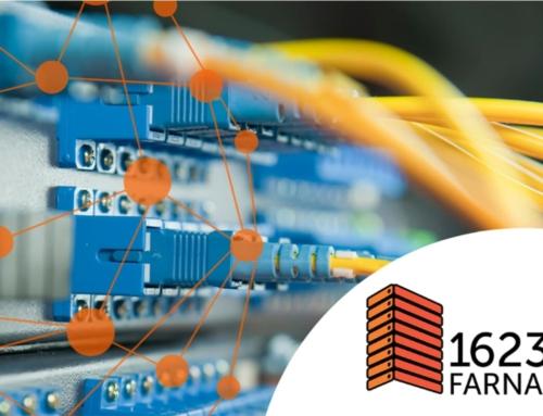 KsFiberNet Extends Fiber to 1623 Farnam