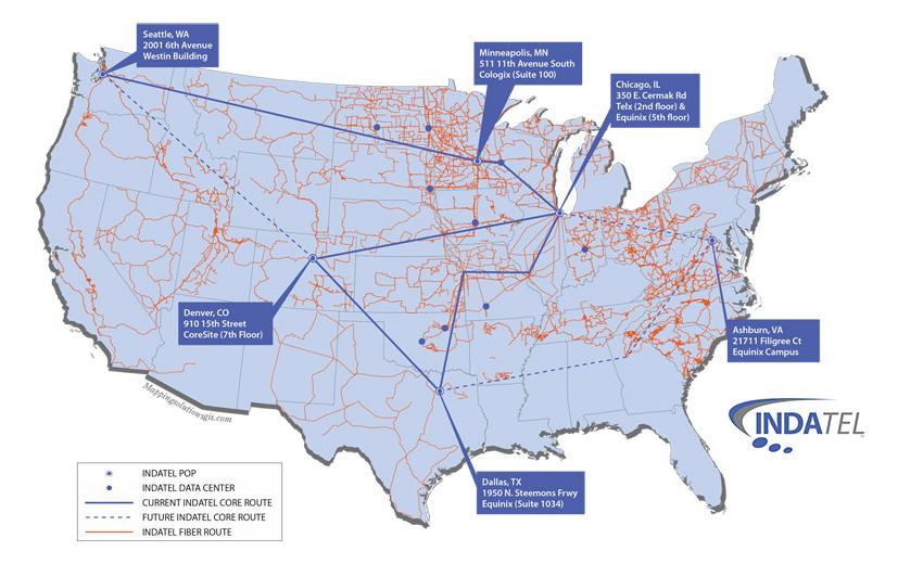 Our Fiber Network | Kansas Fiber Network | KsFiberNet on