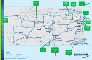 KSFiberNet Network Map