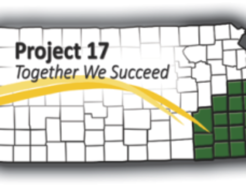Kansas State University awarded Project 17 with its Excellence in Community Engagement Award