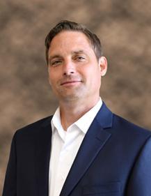 Terry Talken, Director of Finance